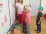 Predškoláci u prvákov na návšteve